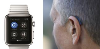 Beltone Legend y iWatch
