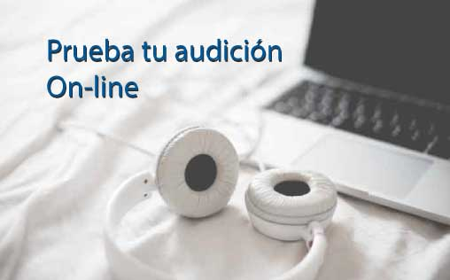 Solicita tu estudio auditivo gratuito
