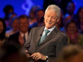 presbiacusia de Bill Clinton